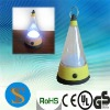19 white led mini camping latern handlight