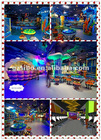 GM decoration of indoor game center, indoor playground equipment, kids amusement park equipment