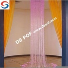Warm bedroom style, Side emitting, PMMA plastic optical fiber chandelier