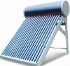 high quality unpressurized solar water heater