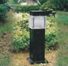 plastic lawn light