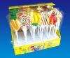 sweety ball candy lollipop BS-6101