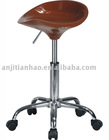 Swivel plastic bar stools (TH-124C)