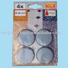 4PC Teflon Furniture Foot Pad--Floor Protector