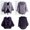 Wholesaler Price Knitted Mink Fur Poncho,Cape,Shawl,Wrap,Outwear