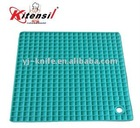 hot sale and new design silicone pot mat