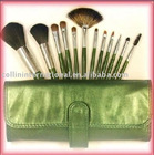 12pcs cosmetic brush set