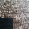 TC bronzing polyester suede fabric for fashion garment