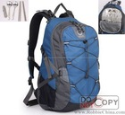 Outdoor leisure backpack shoulder bag with tableware food bags lightweight a picnic package a couple of