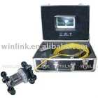 Drain Pipe Sewer Inspect Equipment Pipeline& Wall Inspection System Underwater Monitor