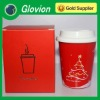 Christmas promotional gift USB cup humidifier Air humidifier warm air humidifier