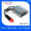 Hot sale 100W Car power Converter 12V to 220V VP03