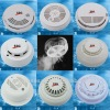wireless gsm transmitting smoke detector Alarm, pir detector wireless gsm alarm