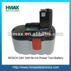 BOSCH 24V 3AH Ni-mh Power Tool Battery