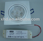 6*3W LED Driver for Down light