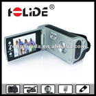 "USB video camera digital with led lights,2.7""TFT LCD,3.1MP CMOS Sensor"