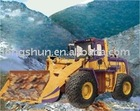 alloy steel wheel loader tyre protection chain