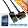 USB charging Data Cable for Samsung Galaxy Tab( P1000)