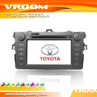 7'' Car GPS for TOYOTA COROLLA