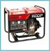 KDF6500Q-3, CE EPA approved 5kva silent diesel generator set