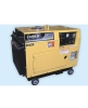 Diesel silent generating set