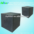 High surface activated honey comb activated carbon
