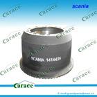 Scania heavy duty truck brake drums 1414435