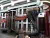 40T steel melting induction furnace