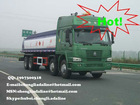 Sinotruk 25.1m3 heavy fuel oil tanker delivery truck price