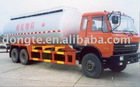 EQ1208GJ6 Bulk Powder Goods Tanker Truck