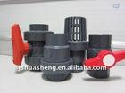 MOTORIZED pvc ball valve