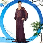 Guangzhou long sleeve lace wedding dresses 2012 AYLY35