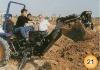 HW03 Backhoe Farm Implements for 18-28HP Tractors