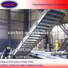 Escaliers en acier pour applications commerciales et industrielles