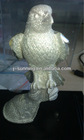 eagle statue pure sivler coated