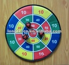 Felt Toy Dartboard for Kids