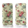 Water Transfer Printing Hard Case for iPhone4 4s