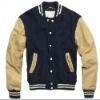 2012 hot selling casual style men baseball jackets