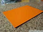 Orange Aluminum Panel Composite (ACP)