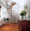 Hot Sale Wooden Stairs 9002-13