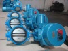 DN50~1200 PNI0/16 Electric Actuator Butterfly Valve