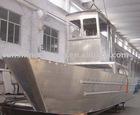 TCS-10M Aluminum boat