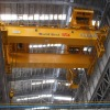 125+125ton shipyard overhead bridge crane