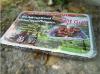 Eco Friendly Portable Size L48cm*W31cm*H6.3cm Disposable bbq Charcoal Grill