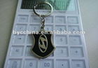 High Quality Car Logo Key Chain for Promotion, Shield Shape