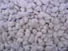 white pebble stone for garden