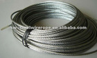 6x19+FC steel wire rope for aerospace controls