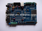NEW STM32F103VCT6 development board with MP3 , Ethernet , USB host and 2.8inch or 3.8inch TFT touch screen
