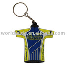 Fashion Soft PVC Key Chains In Various designs
