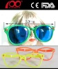 very big size sunglasses ,Funny Big Glasses party gasses